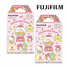 20 Sheets Mini 8 9 Film Sanrio Characters Fuji Instant Photo Paper For 25 26 50s