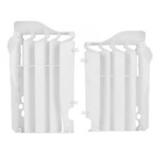 Cache radiateur blanc honda crf450r Polisport 8455800003
