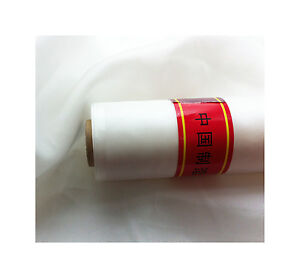 Silkcraft Pure Silk -Habotai 8-white- per metre-90cm wide BARGAIN-free postage
