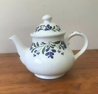 Churchill Salzburg Teapot Made In Staffordshire England