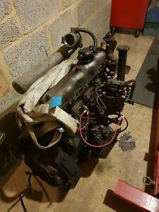 Series 3 Landrover 2.25 Diesel Engine