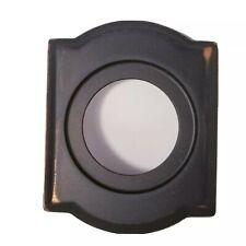Schlage Allegion Escutcheon Cylinder Face Plate  B Series Door Lock Part Bronze