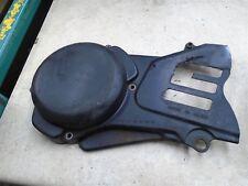 Yamaha 250 XT XT250-L Used Engine Damaged Left Cover 1984 YB206