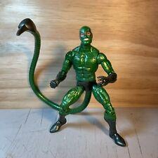 Marvel Legends Scorpion Molten Man BAF Wave Spider-Man Sinister Six