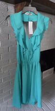 Mystic Juniors Women's Dress Size Medium Blue