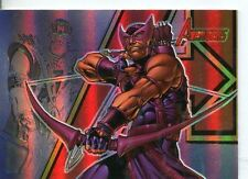 The Complete Avengers Legendary Heroes Chase Card LH9