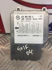 VW Golf MK4 1.9 GT TDi (130) 6 speed 2004 SRS Module 1C0909605A