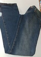 Seven 7 Premium Boot Cut 5 Pocket Jeans Medium Wash