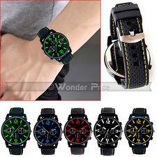Mens Wrist Watches Quartz Stainless Steel Analog casual Sports Men Wrist Watch