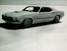 1969 FORD MUSTANG MACH 1 AD -GT/351/428/v8 engine/intake manifold/Boss 302/Cobra