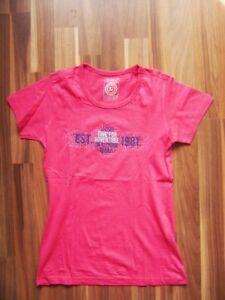 @ Killtec @ T-Shirt kurzarm pink Gr. 164 Age 13 - 14  NEU