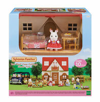 Sylvanian Families Red Roof Cosy Cottage 5303 Role Play Toy inc 24pcs Ages 3+