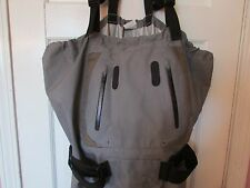 Mens LL Bean Kennebec Stockingfoot Chest Waders Size King Large Breathable $259