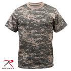 Rothco Men's ACU Digital Camo Short Sleeve T-Shirt