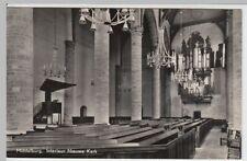 (53571) Foto AK Middelburg, Interieur Nieuwe Kerk, nach 1945