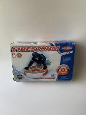 "Firestorm Sportsstuff Snow Tube Sled 30"" Diameter Heavy Gauge PVC NEW!"