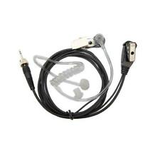 EARPIECE MICROPHONE COVERT FOR UNIDEN UH075 UH750 UH076 UH078SX RADIOS+NEW+WTY