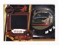 2005 Press Pass BURNING RUBBER CAR #BRT17 Kurt Busch BV$20! #053/130! SCARCE!