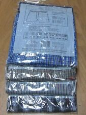 Boxer Shorts 3XL12 pc lot 35 % Cotton 65 % Polyester Stripe many different color