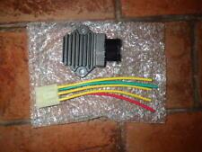 Regulateur + Fiche Honda - VFR / CBR 600 900 / CB 500 600 / VTR / VTC / NTV