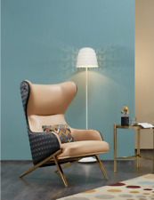 Ohren Sessel Club Lounge Designer Möbel Fernseh Sofa Stuhl Stühle Polster Sitz