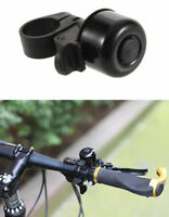 Black Metal Ring Handlebar Bell Sound Alarm Bike Bicycle Sports Cycling Safety