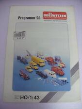 Kataloge Gollwitzer 1992,Busch 1997