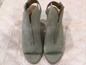 Frye  Courtney Sling Peep Toe Ladies Shoes Size 8