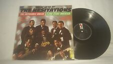 THE HESITATIONS - WHERE WE'RE AT! VINTAGE KAPP RECORDS STEREO LP - KS-3561