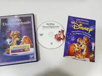 LA DAMA Y EL VAGABUNDO DVD + EXTRAS LOS CLASICOS WALT DISNEY ESPAÑOL ENGLISH