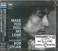 BOB DYLAN-MAKE YOU FEEL MY LOVE:...-JAPAN ONLY BLU-SPEC CD2 BONUS TRACK F30