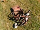 Hydraulic pump kit for an antique tractor  Tag #426