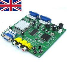 GBS8220 Arcade Game CGA/YUV/EGA/RGB Signal to VGA HD Video Converter Board I4P7