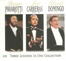 Pavarotti, Domingo, Carreras: Three Legends in One Collection (2000)