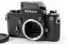 **Top Mint** Nikon F2 Photomic AS F2AS BLACK Final Late Model from japan