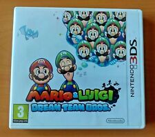 Jeu pour Nintendo 3DS - MARIO & LUIGI - Dream Team Bros - TBE - VF 3DS & 3DS XL