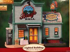 "Lemax 2008 Village Harvest Crossing #85703 ""Wilburn Co. Bingo Hall"""