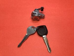 2004-2009 MAZDA 3 DRIVER FL DOOR LOCK CYLINDER W 2 KEYS NEW!