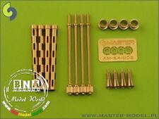 Master Model AM-32-011 1//32 British Mk 2 Browning .303 caliber 7,7mm 2p