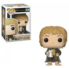 Merry Brandybuck Lord of The Rings Funko Pop 528 Hobbit Dominic Monaghan