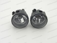 Fog Light Lamp for NISSAN TIIDA 2012-2016 PAIR Factory Replacement Clear Lens