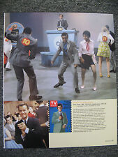 AMERICAN BANDSTAND DICK CLARK WORLDS OLDEST LIVING TEEN ADVERTISEMENT PRINT AD