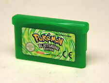 Pokemon Blattgrüne Edition Spiel für Nintendo Game Boy Advance