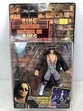 WCW Ring Masters Bret The Hitman Hart MOC ToyBiz 1999 Grand