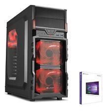 Gamer PC Intel Core i7 7700K 4x4,50Ghz-16GB-8GB GTX1080 Gaming computer rot