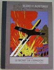 Blake & Mortimer Le Secret de l'Espadon T 1 La Poursuite JACOBS éd Hachette 2012