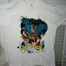 Comic Images Vintage 90's Wolverine White T-Shirt Adult XL Never Worn
