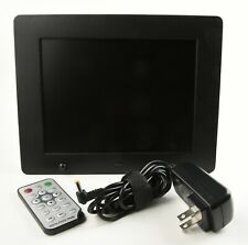 NIX 8 Inch Digital Motion Sensor Photo Frame X08D w/ Remote & Power Supply