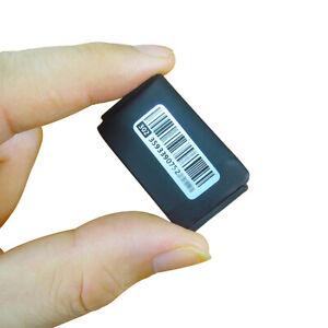 Smallest World GPS Tracker Bug Listening Device Big Battery 1000Mah
