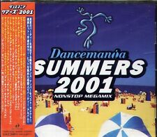 Dancemania SUMMERS 2001 - NONSTOP MEGAMIX - Japan CD - NEW Kabu St. Gennaro